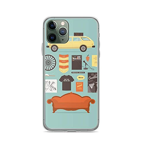 Bakugou When Harry Met Sally Alt Phone Case Compatible with iPhone 12/12 PRO 12 PRO Max 11 11 PRO Max XR SE 2020/7/8 X/XS 7 8 6/6s Plus Samsung Galaxy S20 S21 Ultra Plus