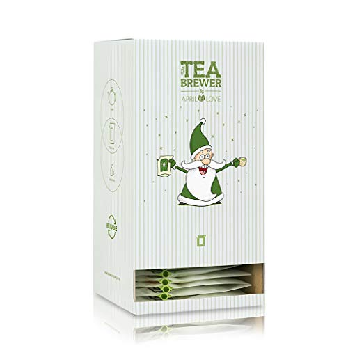 Advent Calendar with Unique Tea Tastes - Each Day Different Experience
