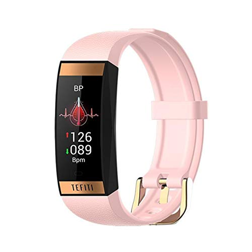 XXH Smart Watch New Women E78IP68 Pulsera Inteligente Impermeable Pantalla Táctil Pulsera Deportiva De Salud Pulsera Especial para Android iOS,C