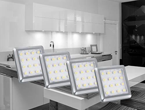 LED Unterbauleuchten Komplett Set mit...