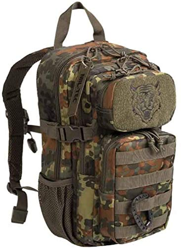 Mil-Tec US Assault Pack Kids Flecktarn