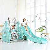 4 in 1 Kids Slide and Swing Set...