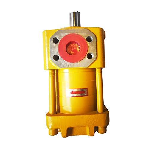 Hydraulic Internal Gear Pump NT2 High Pressure Oil Pump 25Mpa~32Mpa Outlet Position:180 Degrees Type Steel Body Keyed Shaft (NT2-G16F) -  TIMEWAY ENTERPRISE LIMITED, NT2-G10F NT2-G12F NT2-G16F(180°)