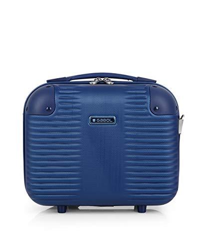 Gabol Balance Toiletry Bag Toiletry Bag, 30 cm, Blue (Blue) - 115912 003