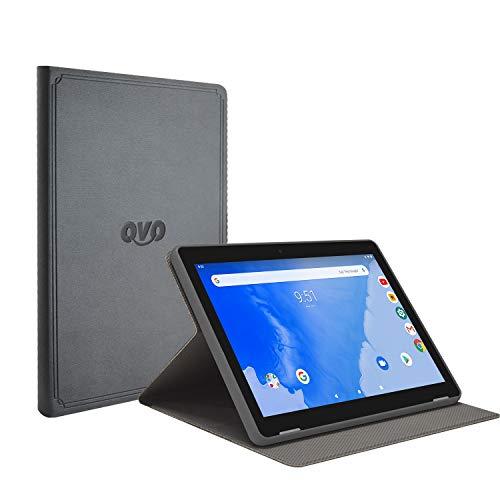 Winnovo T10 Schutzhülle aus Leder, Silikon, Kratzfest, mit Standfunktion, geeignet für Winnovo T10 Tablet