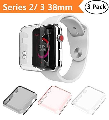 Nikay Apple Watch Series 2/3Custodia