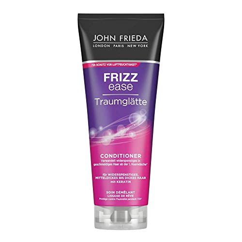 John Frieda Frizz Ease Traumglätte Conditioner - Inhalt: 250ml - Haartyp: widerspenstig, mitteldick bis dick