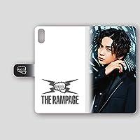スマートフォン スマホ iPhone アイフォン 11Pro XS/X 8/7 手帳型 ケース カバー 【吉野北人】 N006 (iPhoneXS/X)