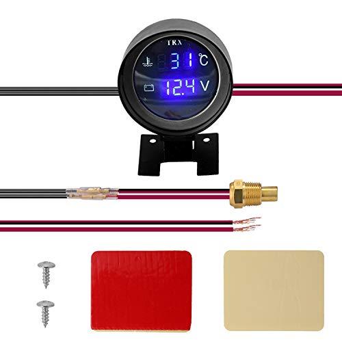 runleader RL de ts001/impermeable M10/NTC VS Sensor de Temperatura PT100/Platinum Resister o NTC Sensor de Temperatura Temp para moto Tractor/ /Cortac/ésped
