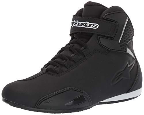 Alpinestars Sektor - Botas de motociclismo (talla 41), color negro.