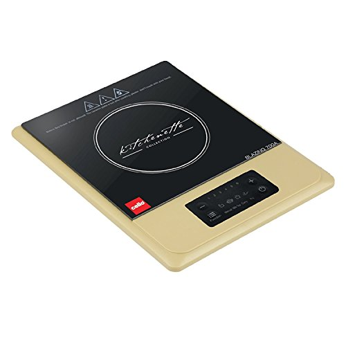 Cello Appliances Induction Cooker Blazing 700 (Gold)