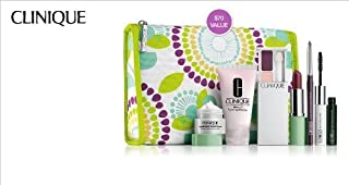 Clinique Feb. 2014 7-pc Spring Skin Care and Makeup Collection Gift Set(a $70 Value)
