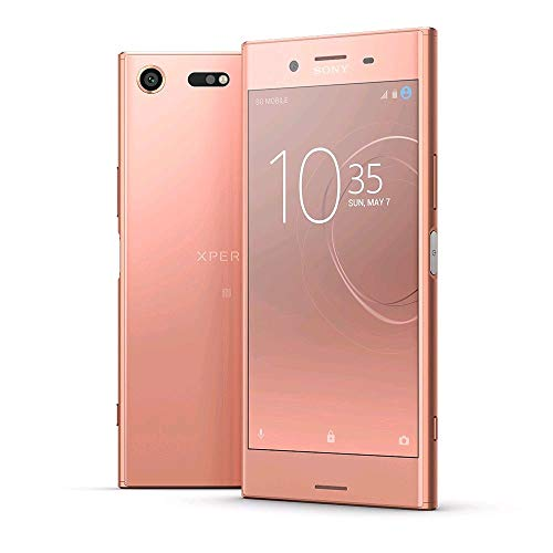 Sony Xperia XZ Premium G8142 64GB Bronze Pink, Dual Sim, 5.5', GSM Unlocked International Model, No Warranty
