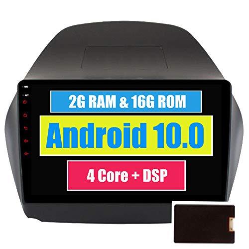 RoverOne Voiture GPS de Navigation pour Hyundai IX35 2009-2015 avec Android Autoradio Radio Stéréo Multimédia Bluetooth DSP MirrorLink