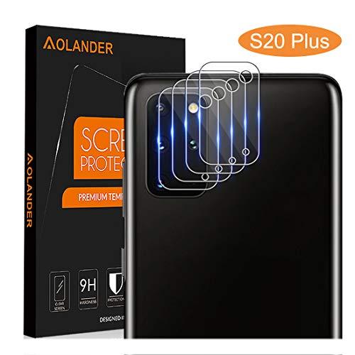 AOLANDER para Samsung Galaxy S20+ (Plus) Protector de Lente