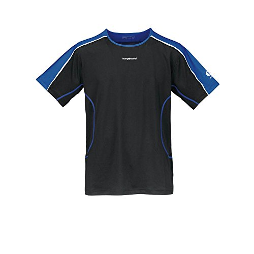 Trangoworld Tee-Shirt homme Cota T.XL black/blue