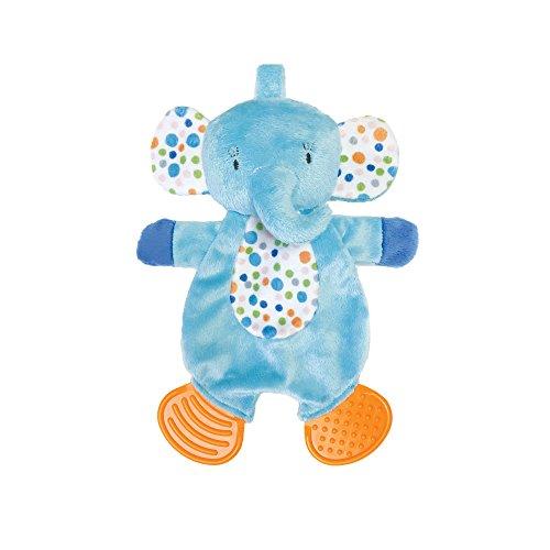 Manhattan Toy Doudou éléphant de Dentition de Jouet de Manhattan, 700050, Multicolore