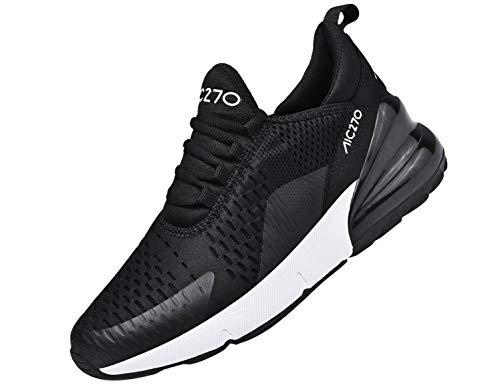 SINOES Turnschuhe Herren Sneaker Atmungsaktiv Laufschuhe rutschfeste Fitness straßenlaufschuhe Sportschuhe