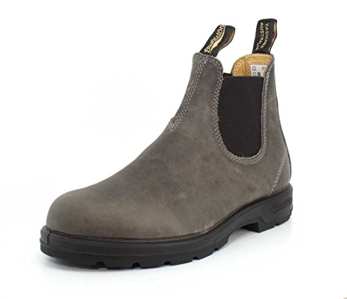 Blundstone Men's Chelsea Boot, Steel Gray, 8 us