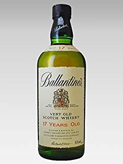 Ballantine's 正規 [箱入] 17年 40度 700ml ウイスキー 6本