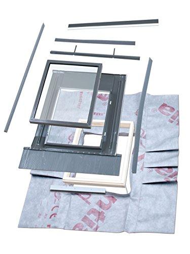 Techo con mayor comodidad en la azotea con mayor comodidad ventana Versa WVD + 47 x 73 tragaluz