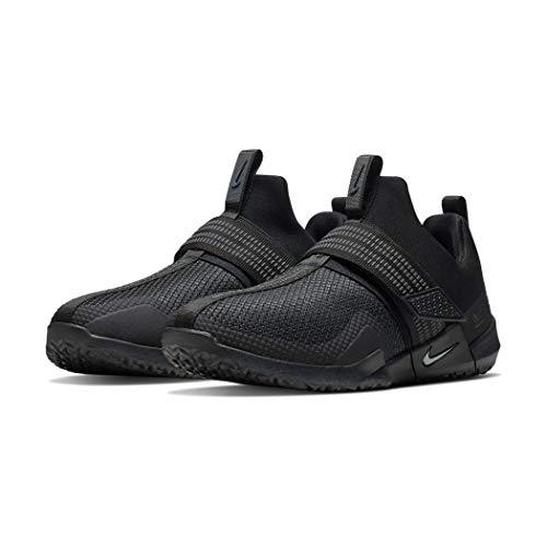Nike Men's Metcom Sport Training Shoe, Black/Anthracite, Size 8.5