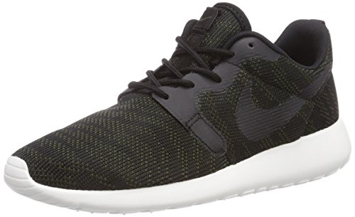 Nike Dames Roshe Run Gebreide Jacquard Lage Top Trainer