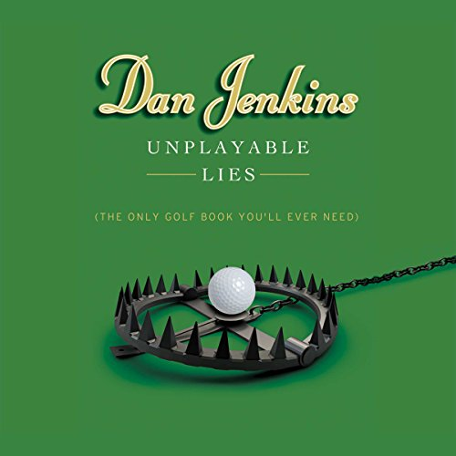 Unplayable Lies audiobook cover art