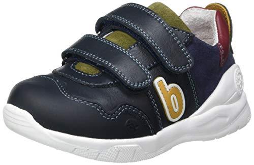 Biomecanics 201220, Zapatillas para Niños, Azul Marino (Sauvage), 31 EU