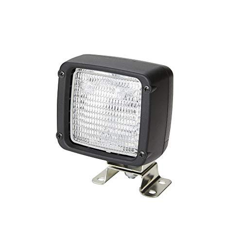 HELLA 1GA 007 506-011 Halogen-Arbeitsscheinwerfer - Ultra Beam - 12/24V - Anbau - Bodenausleuchtung - Stecker: AMP