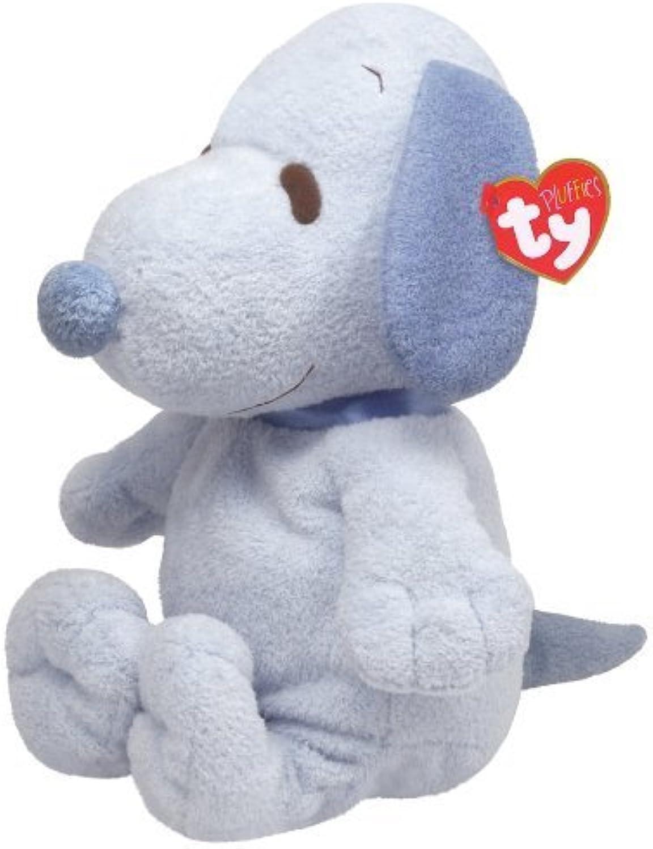 A la venta con descuento del 70%. Ty Pluffies Snoopy - All All All azul by Ty  estar en gran demanda