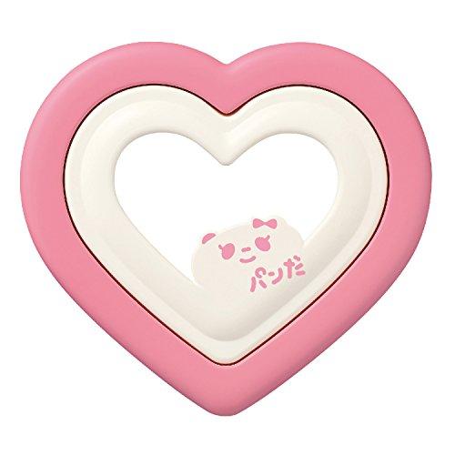 曙産業 サンドイッチ 型 ハート ピンク 日本製 食パンにお好みの具をはさんでグッと押すだけ ふちの閉じた...