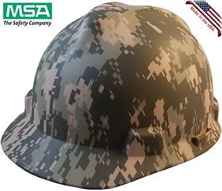 MSA USA Freedom Series Hard Hat with Staz On Suspension - American ACU Camo