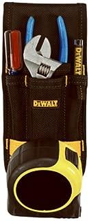 CLC Custom Leathercraft Dewalt DG5173 Heavy-duty Construction Tool Holder with Multiple Pockets