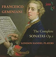 Complete Sonatas Op. 1