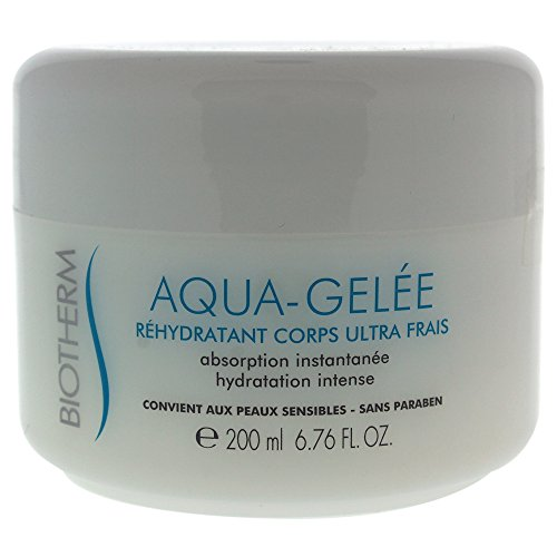 Biotherm Aqua-Gelee Ultra Fresh Body Replenisher for Women Gel, 6.76 Ounce