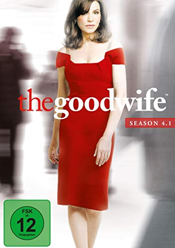 The Good Wife - Season 4.1 [3 DVDs]