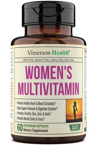 Women's Daily Multivitamin Suppleme…