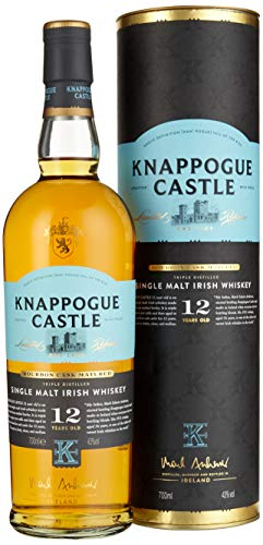 Knappogue Castle 12 Jahre Irish Whisky (1 x 0.7 l)