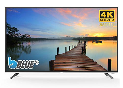 Blue Smart TV 49' 4K Ultra HD 49BU800 Wi-Fi Nero