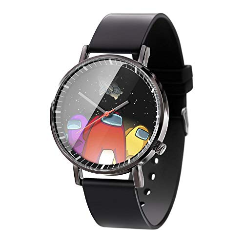 Anime Japanese Anime Fashion Casual Anime Watch Cosplay Regalo New Children Watch Regalo-A