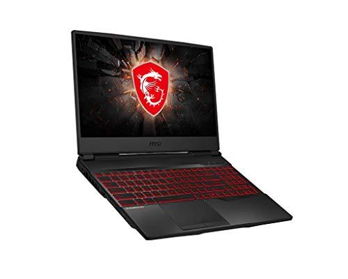 MSI GL65 Leopard 10SFK-298IN 15.6 inch FHD Gaming Laptop - Core i7-10750H I DDR4 8GB*2 (2666MHz) I 256GB NVMe PCIe SSD +1TB (SATA) 7200rpm I NVIDIA RTX 2070, GDDR6 8GB I Windows 10 Home