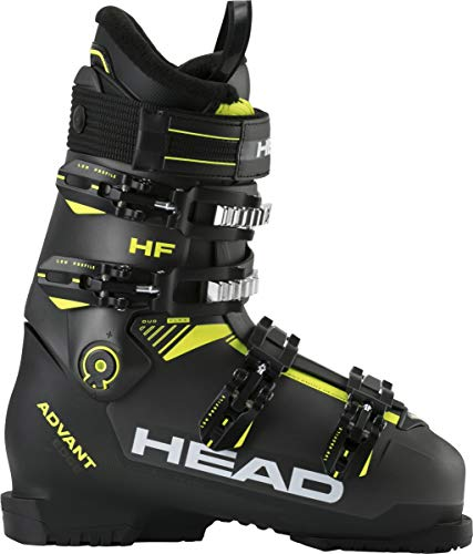 HEAD Advant Edge HF Herren Skischuhe Skistiefel anthrazit Black Yellow Grösse 28.5