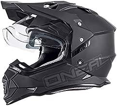 O'Neal 0817-504 unisex-adult full-face style Sierra II Helmet Flat Black L (59/60cm), Large