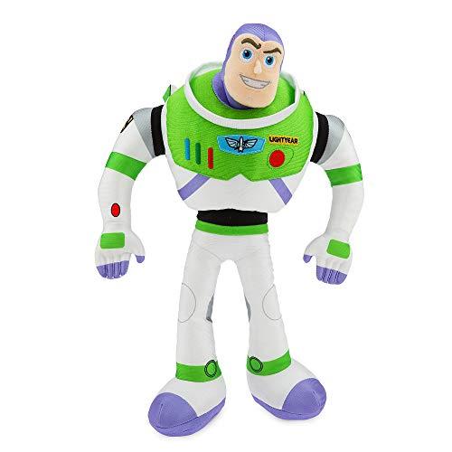 Disney Buzz Lightyear Plush - Toy Story 4 - Medium - 17 Inch