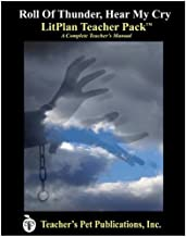 Roll of Thunder, Hear My Cry LitPlan - A Novel Unit Teacher Guide With Daily Lesson Plans (LitPlans on CD)