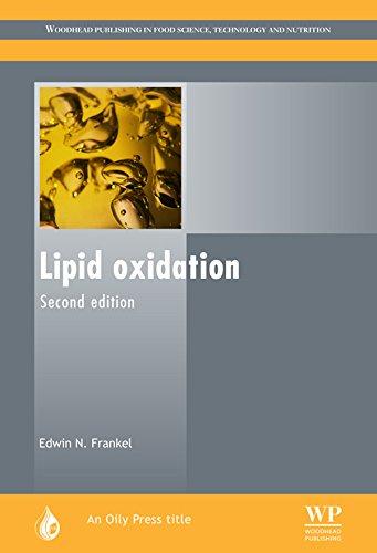 Lipid Oxidation (Oily Press Lipid Library Series)