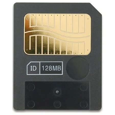 Fujifilm 128mb Smartmedia Card 3 3 Volt Camera Photo