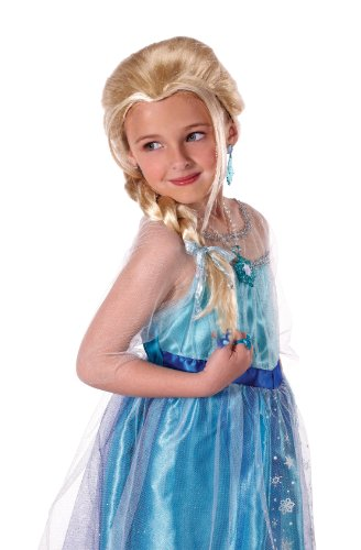 Disney – La Reine des Neiges – La Perruque d'Elsa