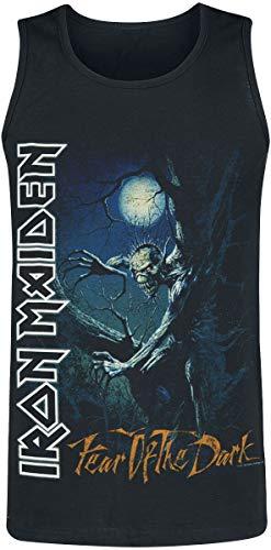 Unbekannt Iron Maiden FOTD Tree Spine Männer Tank-Top schwarz XL 100% Baumwolle Band-Merch, Bands